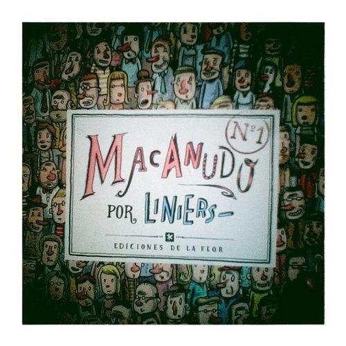 Amo este Libro Book Macanudo Liniers