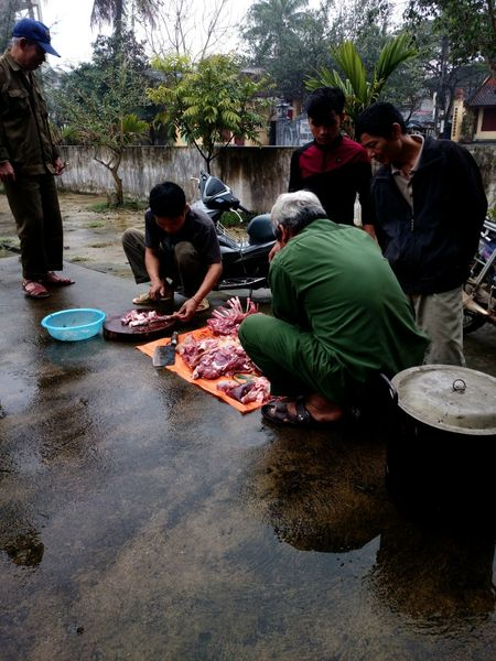 My Hometown Event Beautiful Day Rainy Days I Love My Family ThanhHoa