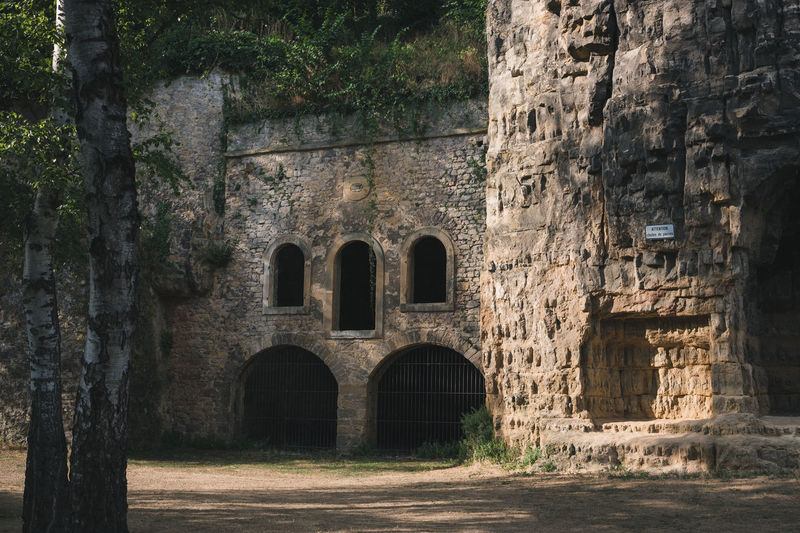 Architecture City Cityscape Luxembourg Nature Rock Building History Outdoor Photography Outdoors Palace