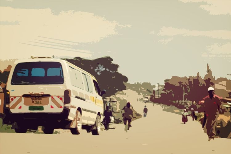 Road to Iten