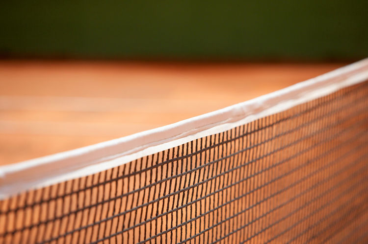 Clay Close Up Close-up Competitive Sport Court Day Focus On Foreground Leisure Games Net - Sports Equipment No People Outdoors Racket Sport Sand Court Sport Sports Equipment Sports Venue Tennis Tennis Ball Tennis Net Tennis Racket