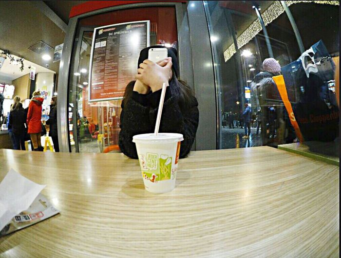 Tumblr Girl Tumblr Nicolesto Followme Likeforlike Popular Photos New IPhone Chilling Mcdonalds