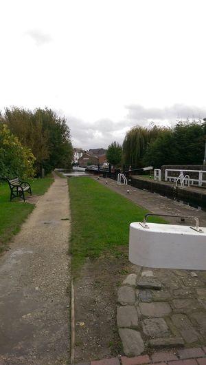 Retford Canal Lock