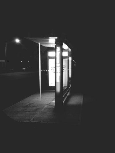 Blackandwhite Black & White Night Street Photography