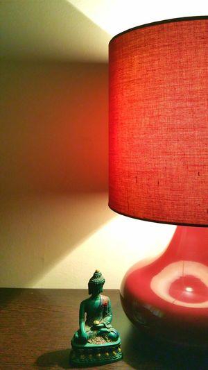 Lamp Budha