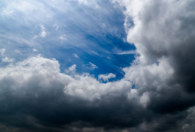 Cloud - Sky Nature Beauty In Nature Sky Atmospheric Mood Cloudscape Tranquility Scenics Low Angle View Blue Backgrounds Softness Sky Only Day Heaven No People Tranquil Scene Ethereal Outdoors Full Frame