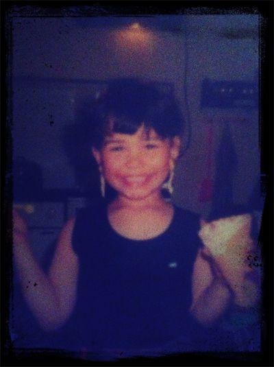 Kinderfoto wo ich klein war ...☺❤