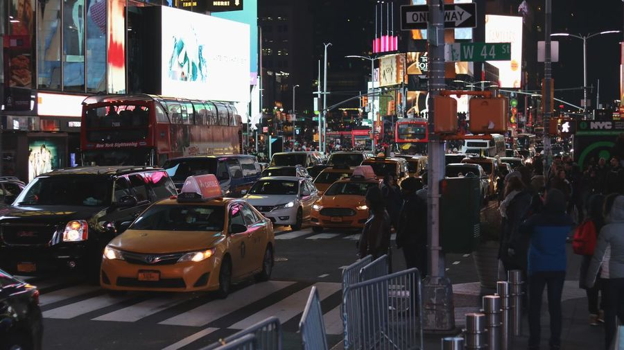 Times Square -