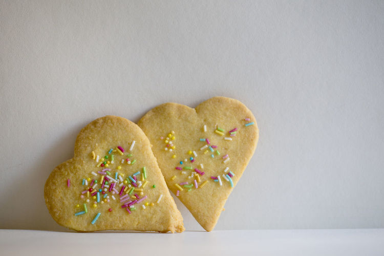 Pastrylover Pastry Pastry Time Colors Biscuits Cookie Food Heart Heart Cookies Still Life Studio Shot Sweet Sweet Food