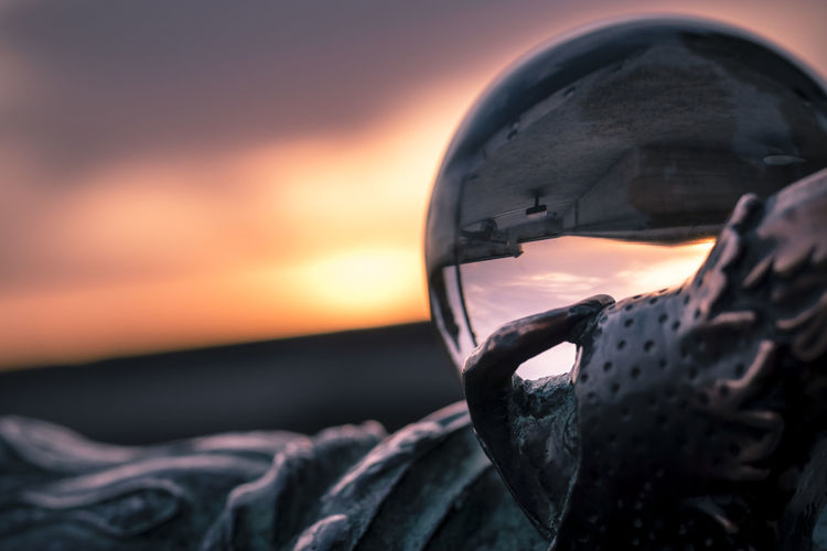 Sunser Lensball