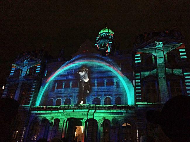 Fete Des Lumieres Fdl2014 Lyon Light Night Lights