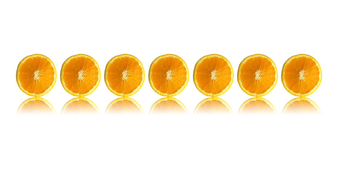 Fresh Oranges Background Color Fresh Freshness Fruit Fruits Health Healthy Healthy Eating Healthy Food Healthy Lifestyle Healthyfood Healthylife Isolated Medicine No People Orange Orange Color Oranges Organic SLICE Studio Shot Vitamins White Background