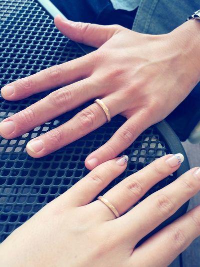 😍💖 結婚 Marry Marriagering
