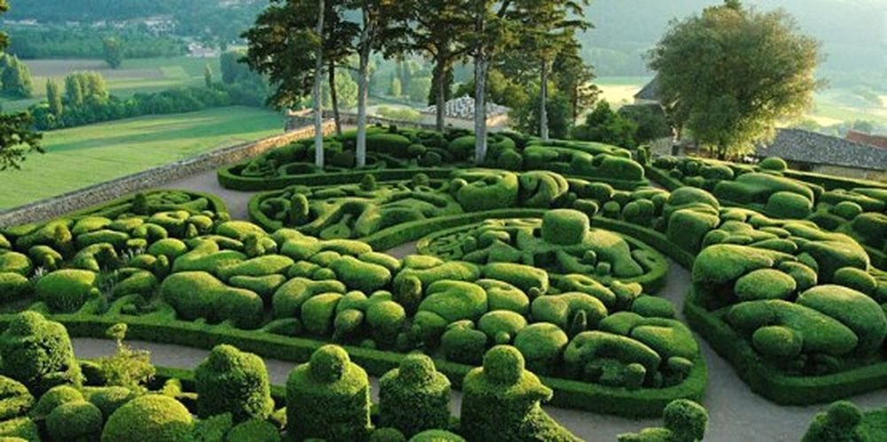 EymEm Nature Lovers Nature_collection The Gardens at Marqueydssac Nice Picture 😉👌 Landscape_photography