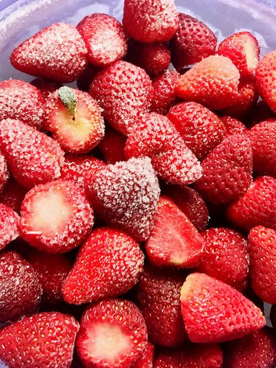 Food Food And Drink Red Fruit Freshness Berry Fruit Healthy Eating Sweet Strawberry Still Life