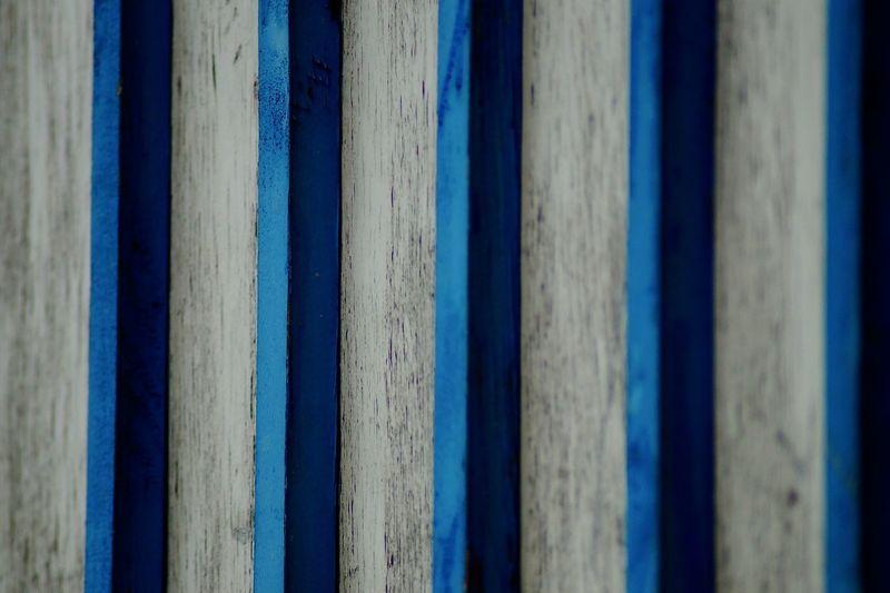Blue Wood -