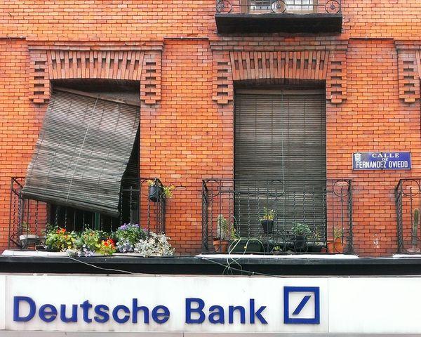 Fachada Deutsche Bank