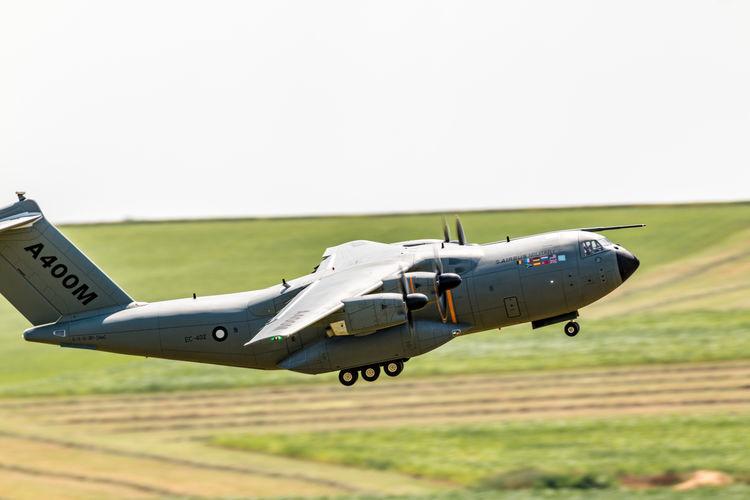 A400M RC Plane