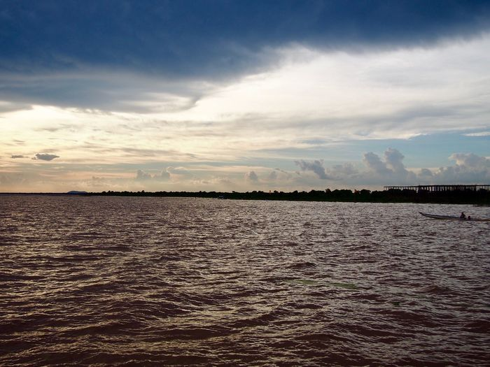 Sky Cloud - Sky Scenics - Nature Tranquility Tranquil Scene Water Beauty In Nature Nature