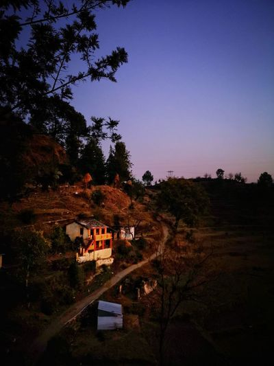 Sunlit Hut At Ranikhet EyeEm Best Shots Gpmzn Shot With A Leica Leica Photography. Beauty In Nature Beautiful Sunset Orange Is The New Calm Beautiful Landscape The Beauty Of Sunsets Glowing Sunrise Astronomy Tree Pixelated Sky Countryside Country House Grassland Calm Country Road Fall Farmland Capture Tomorrow