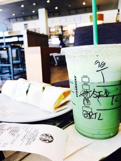 ถามว่า ทำไมต้องสตาร์บัค!?! คำตอบคือ มันตอบโจทย์ของคนเรื่องเยอะได้ไง! Green tea latte non fat sugar free Starbucks Green Tea Latte Sugar Free Nonfat Green Tea Lover Non Fat