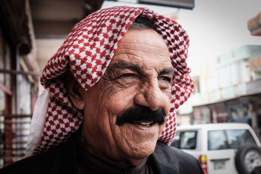 A Syrian man, Sanliurfa, Turkey. Portrait Syria  Fujifilm_xseries FujiX100T Eyes Are Soul Reflection Smile