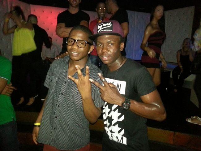 Party Party Party Blackboys Black & White Geil ♥