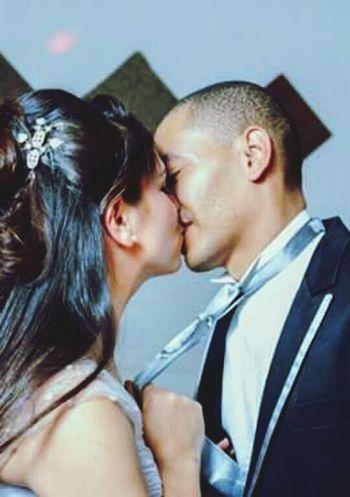Casamento dos Sonhos. Casamento Noivos Casal Wedding Wedding Day Wedding Brazil Noiva Noivo Kiss Beijo