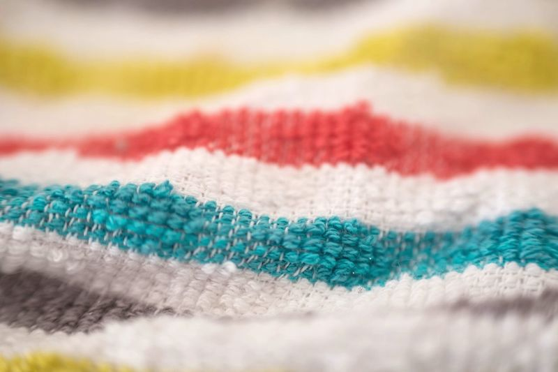 Close-up of multi colored pattern