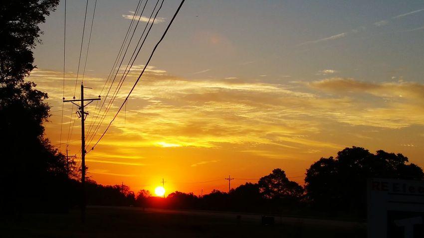 Eye Of Ky Louisiana Sunrise Louisiana Sky TGIF!