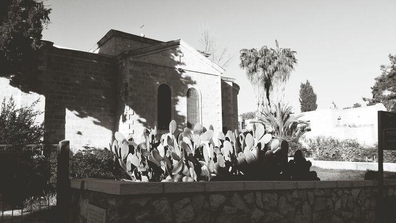 Greek church in Ein Karem