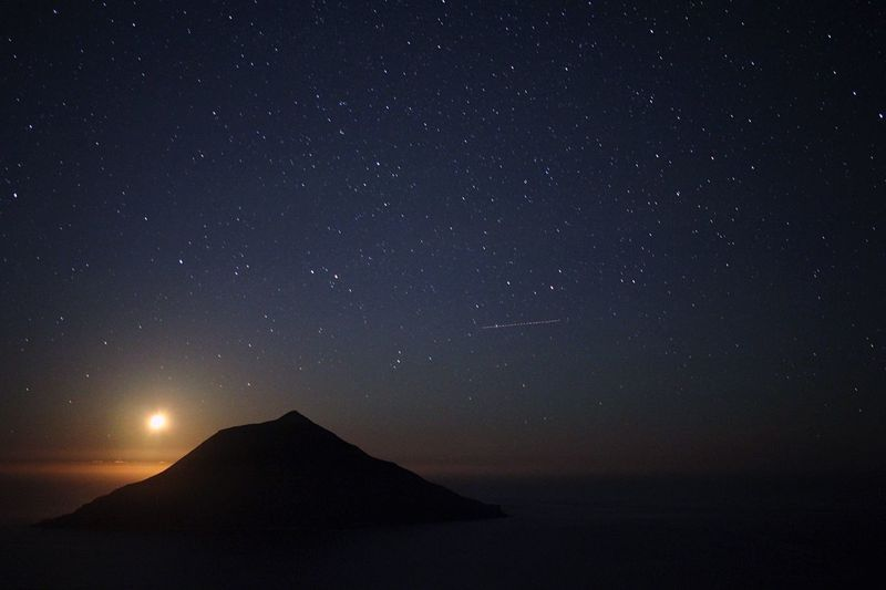八丈島 Beautiful Nature Tokyo,Japan Photo OpenEdit Sky Hachijo-island Nature Eoskissx7i Stars