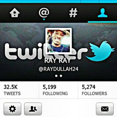 Y'all follow me on Twitter @RAYDULLAH24 TeamFollowBack Mustfollow Likealways