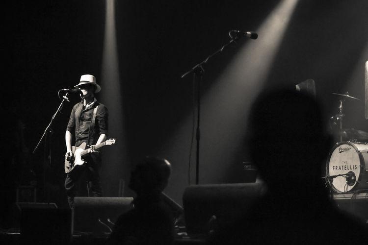 #Concert #fabrique #Indiee  #milan #music #novemberforever #passionformus #rock #thefratellis