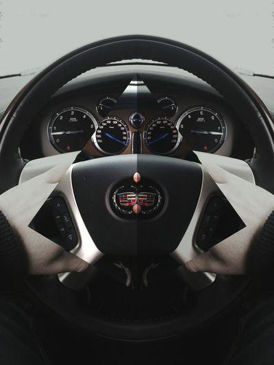 Cadillac Escalade Wheel Car Easy Russia Машина джип руль