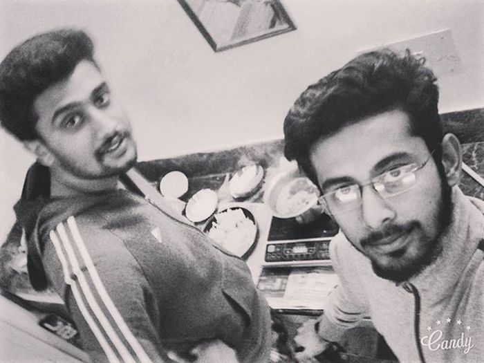 Making Maggie 😊😊 HostelLife can't wait to have that old Taste again 😊😊. With SodiBhai Instagood Instagrampictures PicTheDay Beardlove IPhone Like For Maggie 😀😀