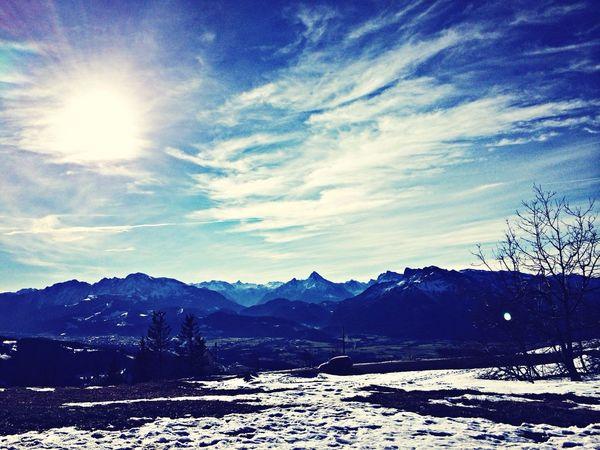 Nice view :D