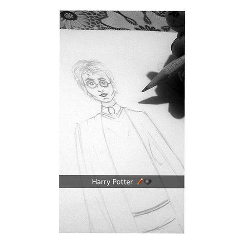 Schizzi Progettazione Harrypotter ✏❤
