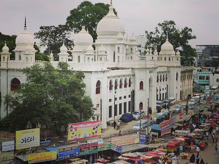 Old hospital Nearcharminar Manmade Architecture Incredibleindia Hyderabad Talanga Beauty Beauty Beautyful  Panasonic  Fz200
