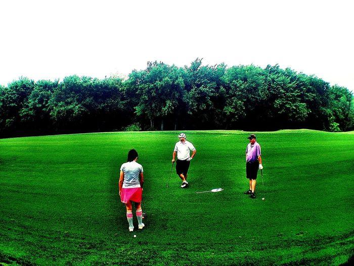 Texas Golfing Frisco