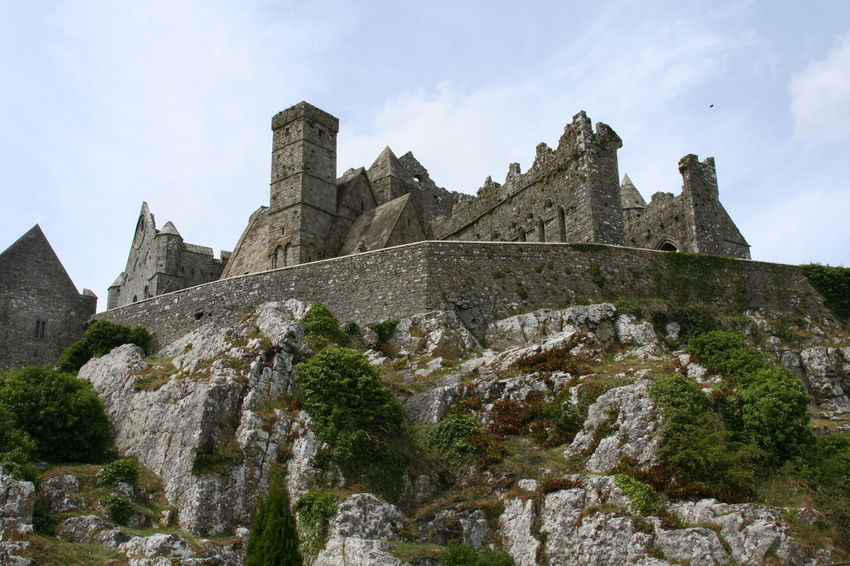 Ancient Ancient Civilization Archaeology Architecture Cultures Day Historical Building History Ireland Irish No People Old Ruin Outdoors Rock Of Cashel Sky Travel Travel Destinations War