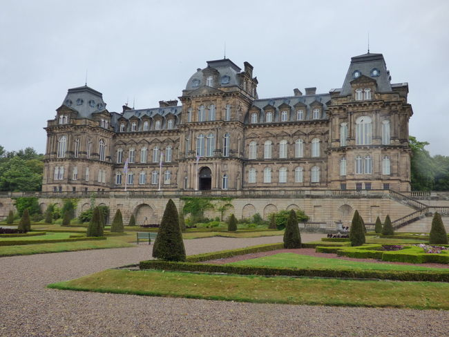 The Bowes Museum Museum Bowesmuseum Bowes-Lyon History Historical Building Beautiful County Durham Barnard Castle Photography Buildings Architecture Architecture_collection Architecture Photography Streamzoofamily Showcase: August International Landmark Famous Place POTD