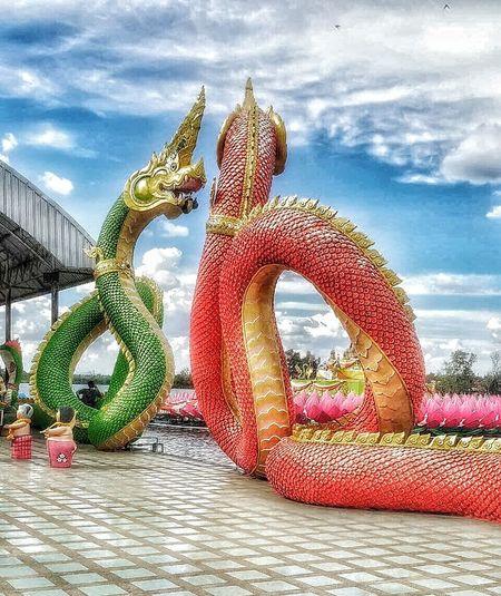 EyeEm Gallery Art Nature Buddha Sky,thailand, Water Thailand Statue Thailand Sky