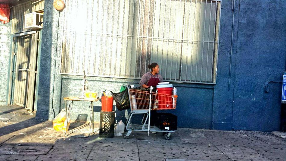 Street Photographer-2016 Eyem Awards People watching Street Photography Taking Photos Orangr juice for sale