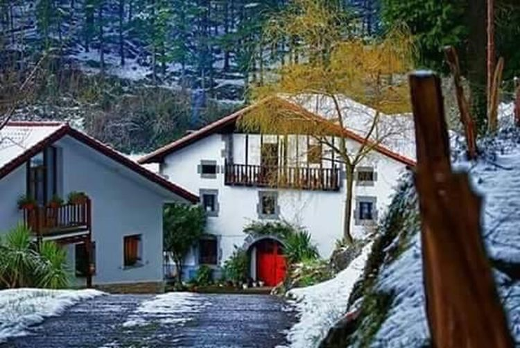 Capture The Moment Basque Country Mountains Snow ❄ North Of Spain Landcape