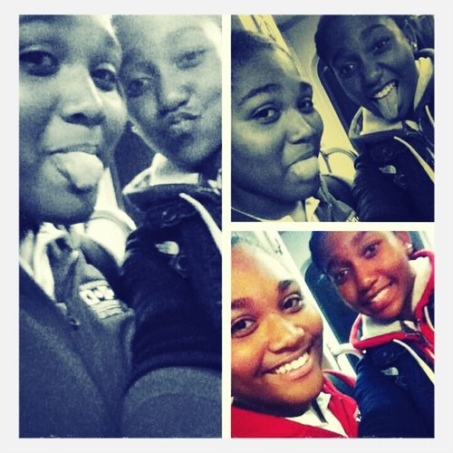 #Throwback , me and my booo Zenia !! :*