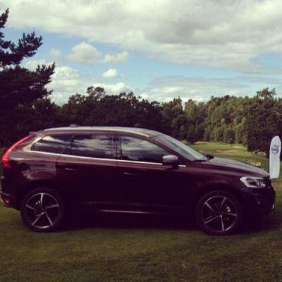 XC60 @Swedbank golf Swedbank Autoplan F ågelbro Golf &countryclub xc60 my14 volvocars sweden archipelago