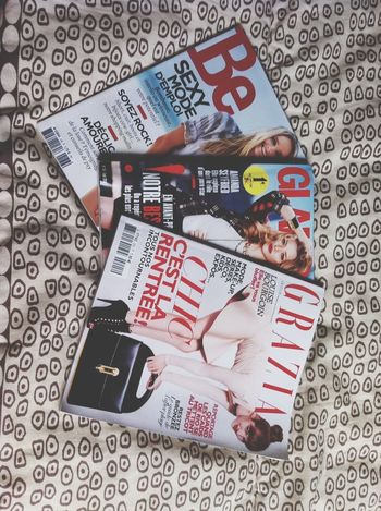 Magazines Fashion Grazia
