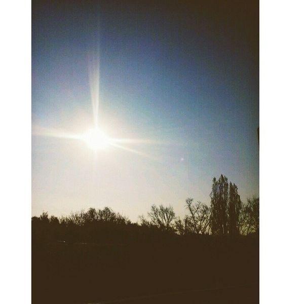Summer Sony Sloneczko Bajerka today something gz now time to school { instaphoto vsco vscocam } ❤️