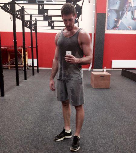 Training I Am Crossfit